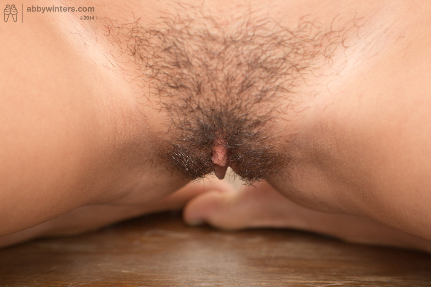 hairy pussy petite girl nude yoga session | the hairy lady blog