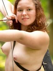 Naked hairy pussy hunter