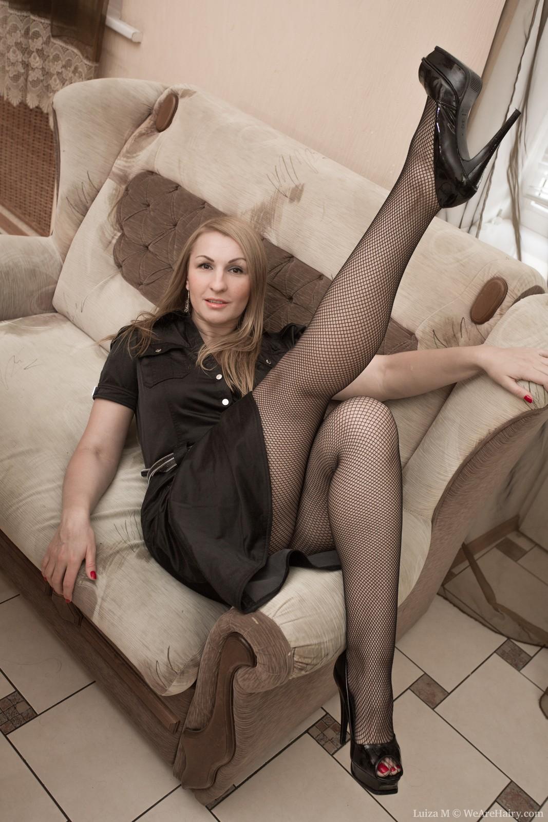 ukrainian hairy pussy mature lady luiza m the hairy lady blog