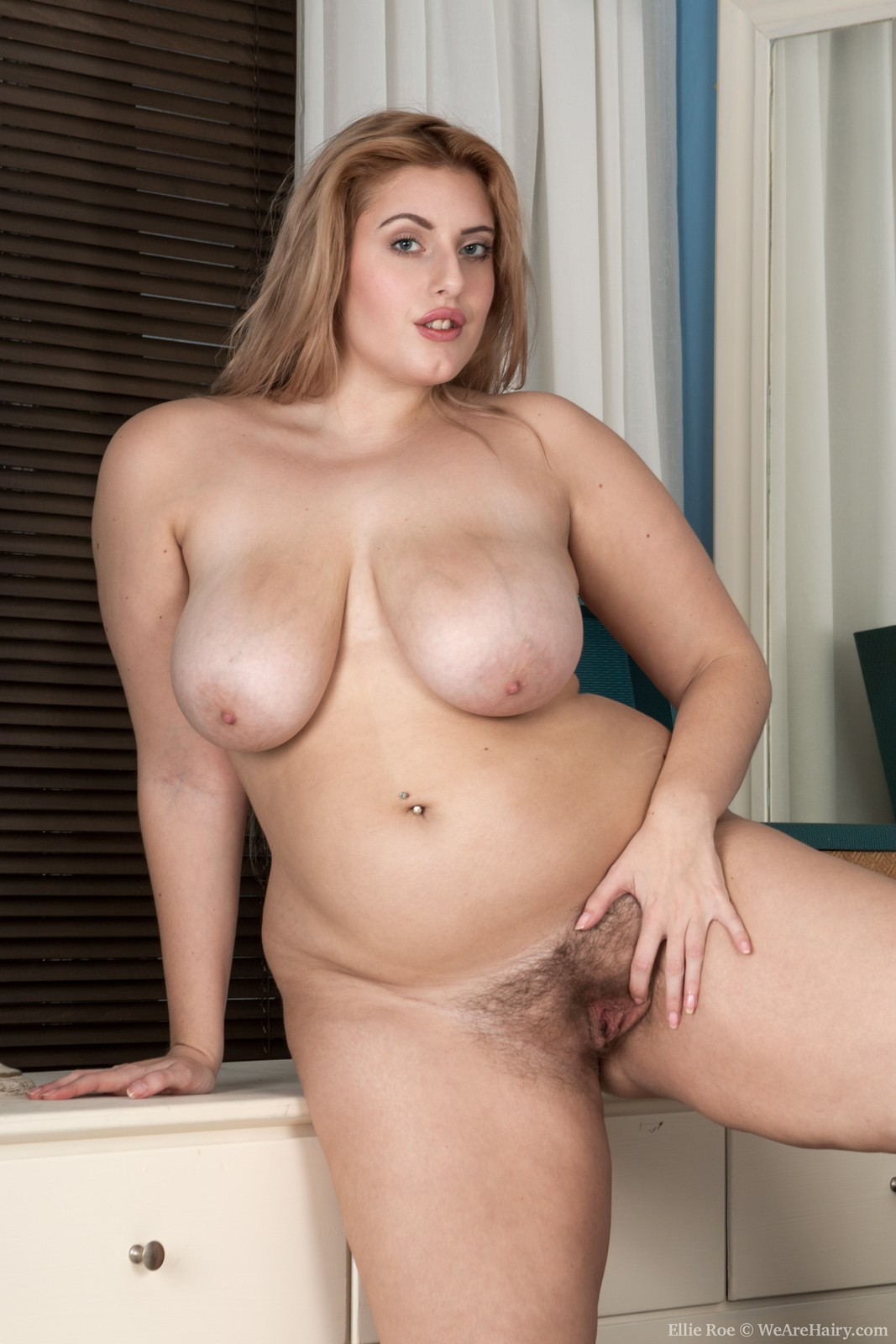 Ellie Roe Bbw Hairylady