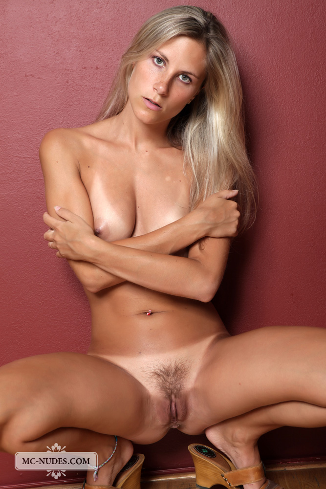 Blonde Hairy Fuck