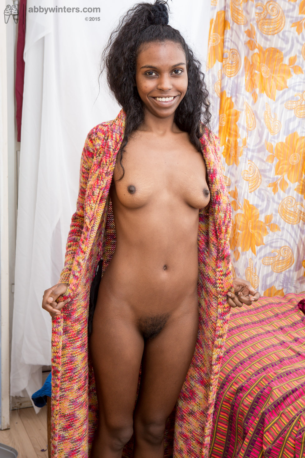 girl model young pusy black