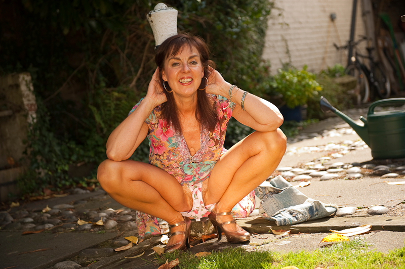 Outdoor Mature Blog 86
