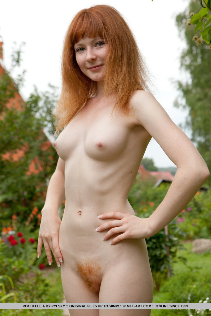 Teens young pussys redhead with hairy