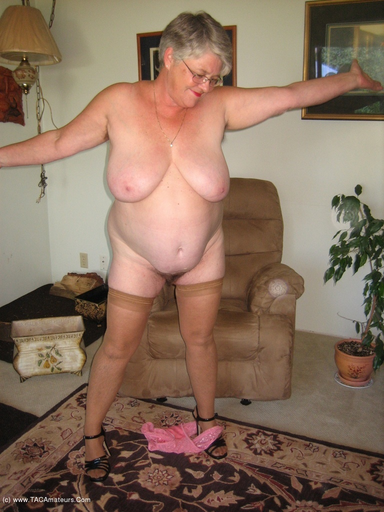 amateurs granny Tac girdle goddess