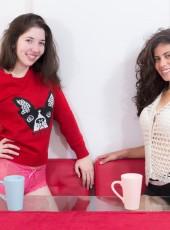 Virgin & Sally from WeAreHairy.com