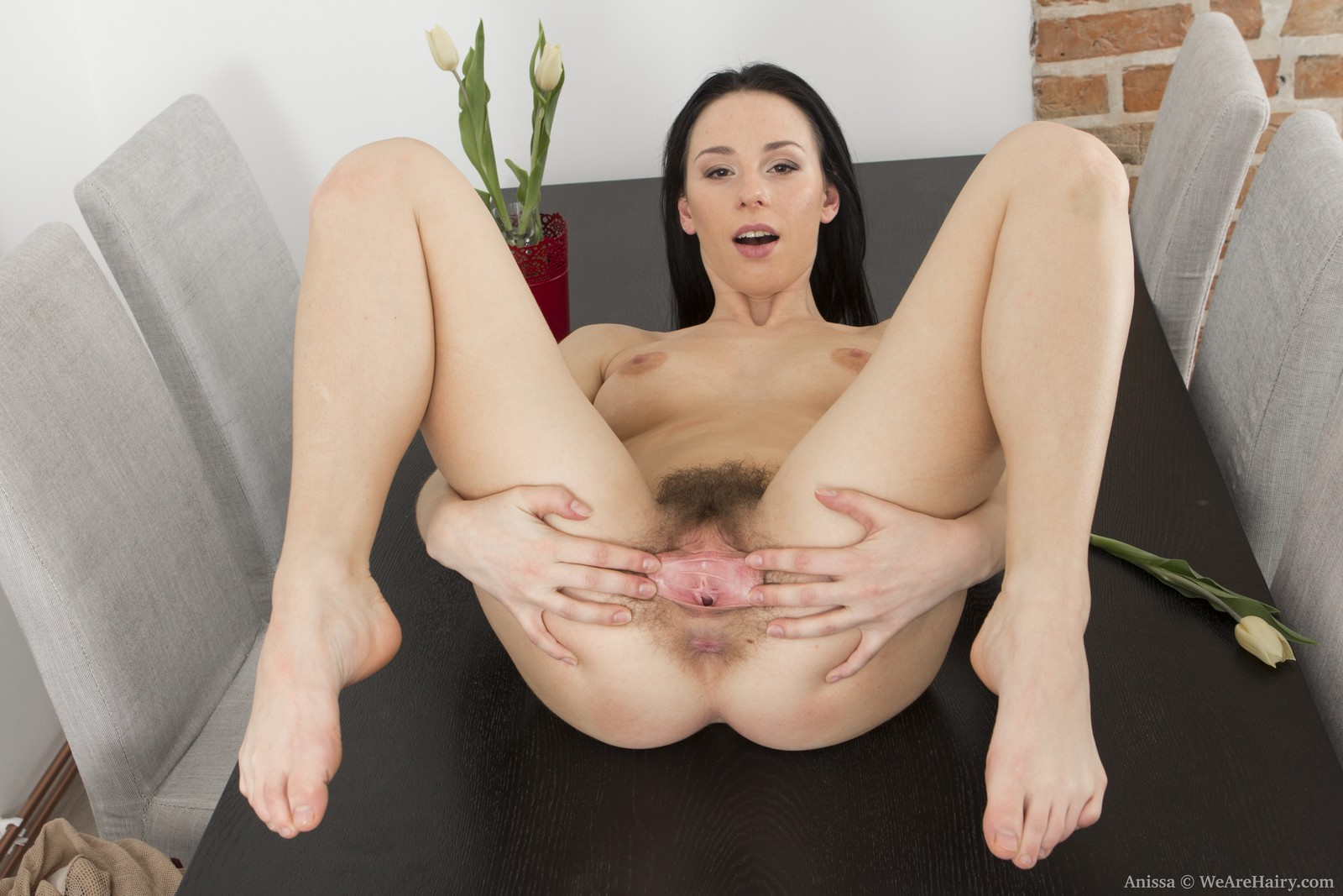 Hairy anissa nude