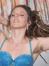 Jazmine Skye from WeAreHairy.com