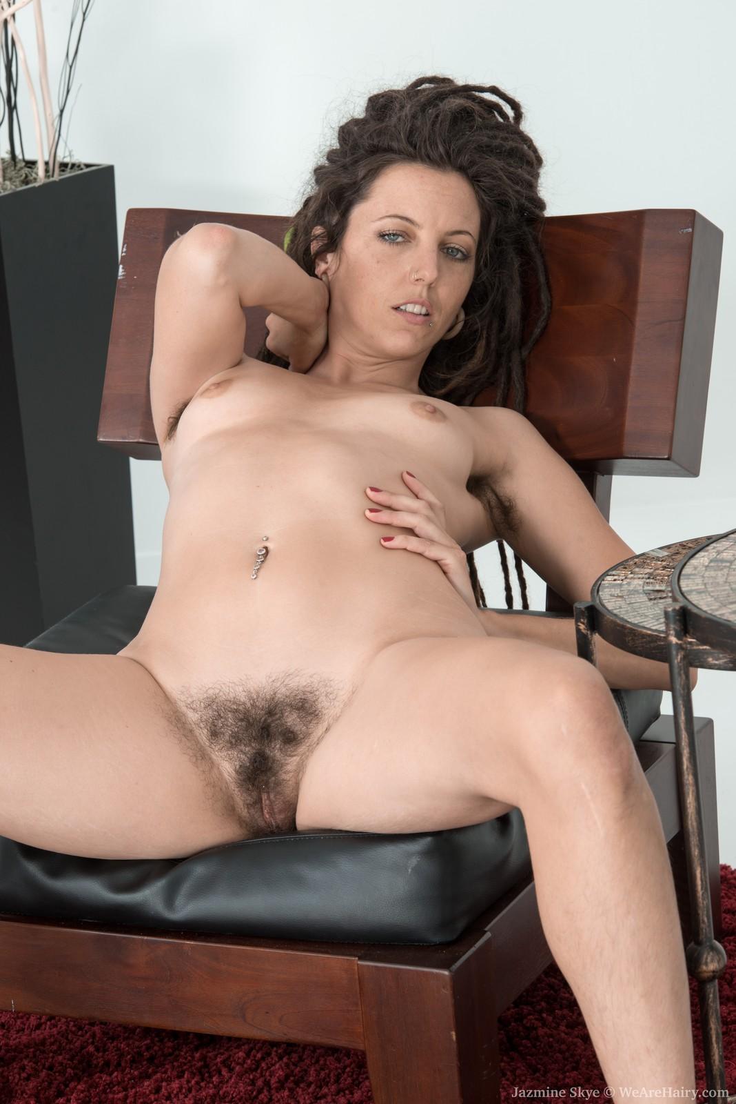 Nude hairy milf