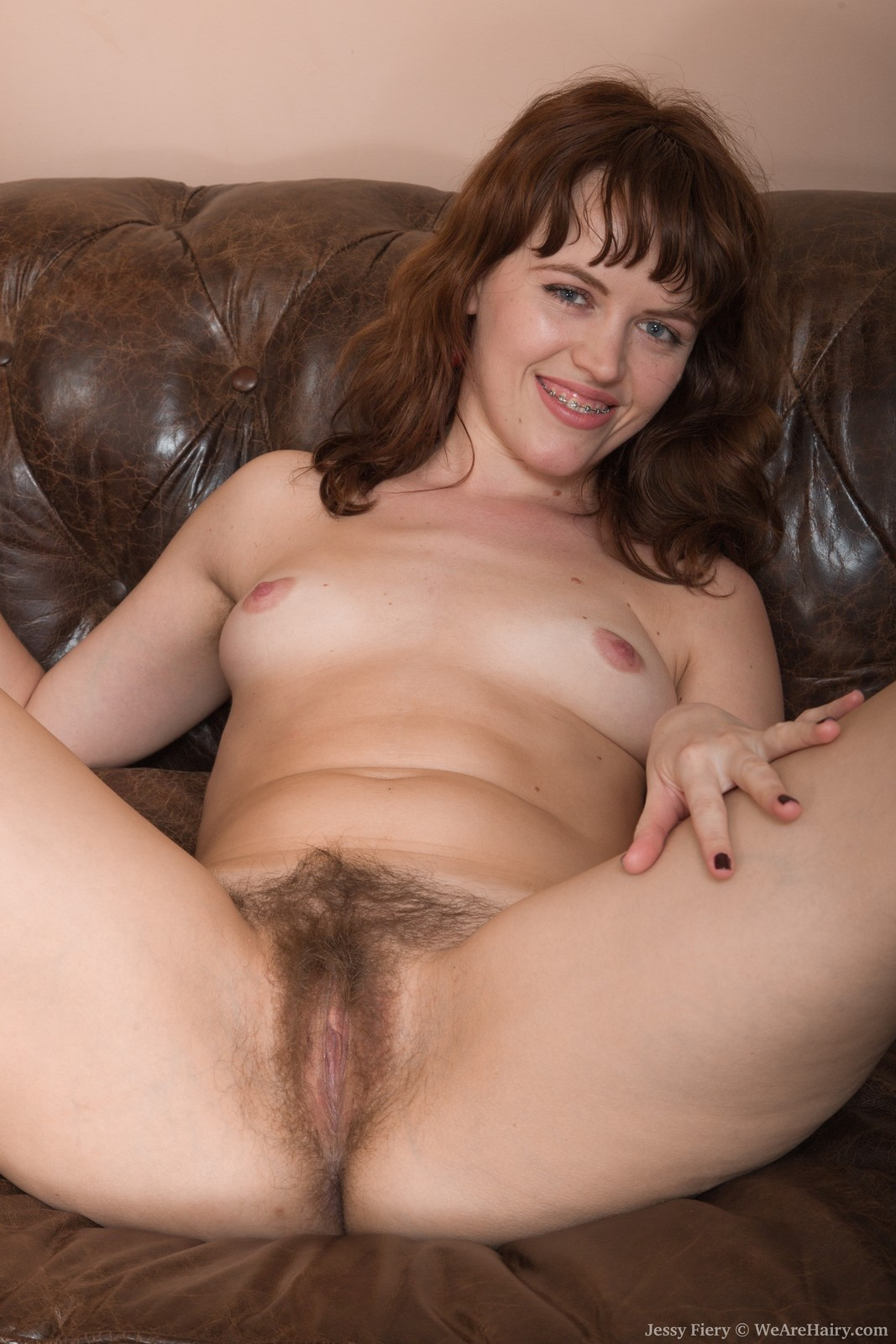 contest Naked Hairy girl
