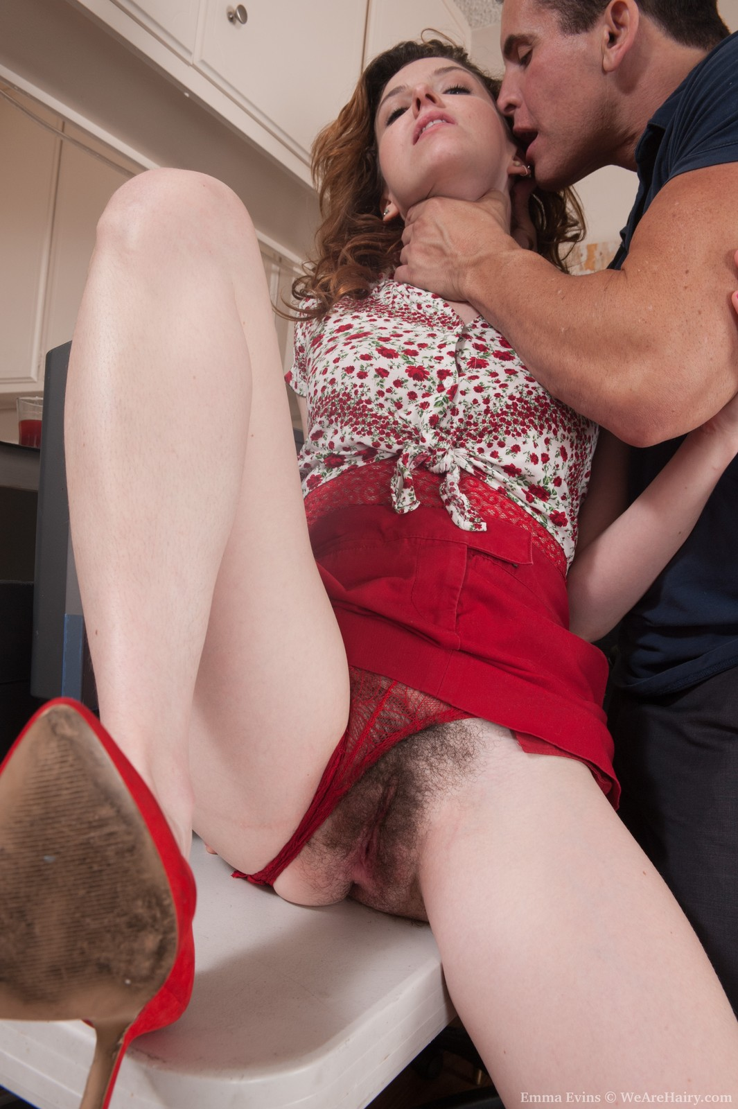 Beat good women hairy upskirt russian style