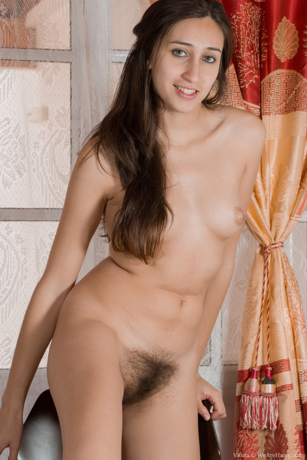 Naked and sexy girl Vilma