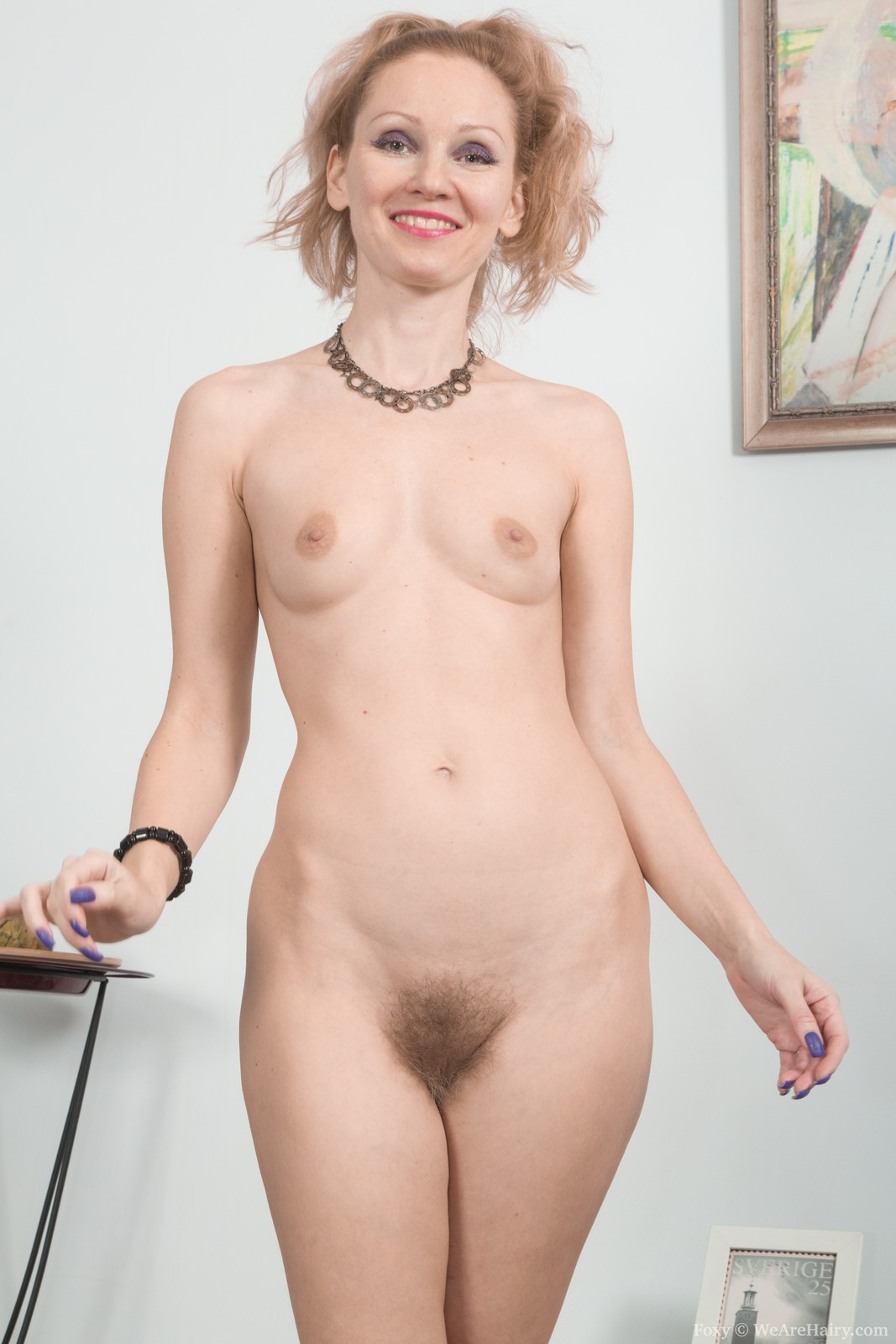 Russian Slim Milf The Hairy Lady Blog