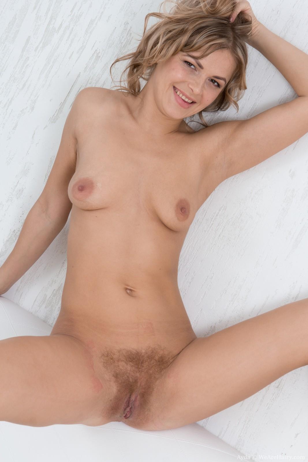 Hirsute nudes