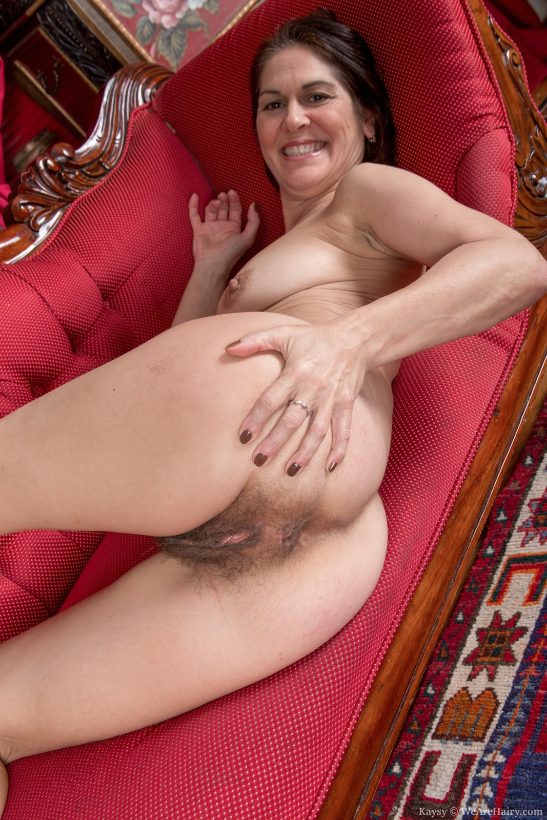 Hairy Old Woman