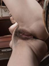 Oiled Ukrainian Babe Donatella