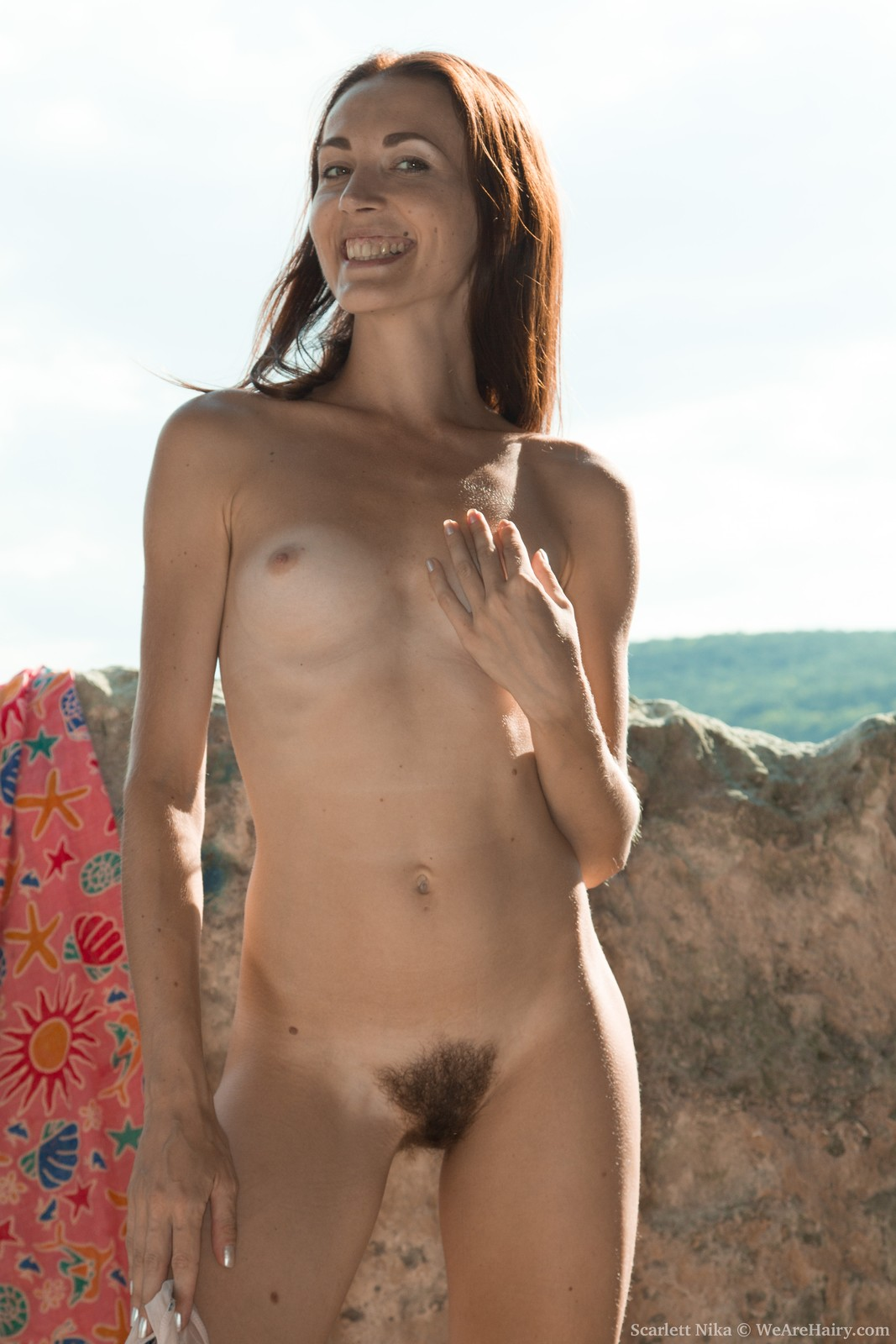 Mining miracle nude