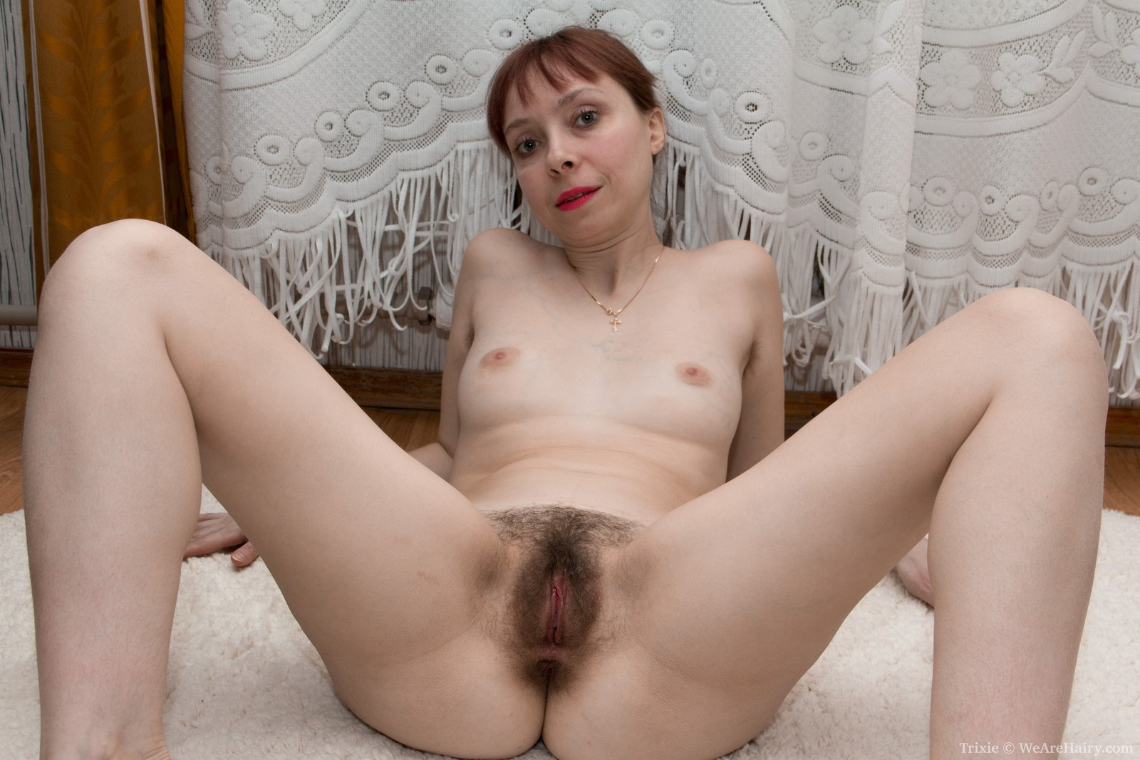 Free hairy mature russian
