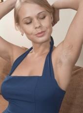 Darina Nikitina from WeAreHairy.com