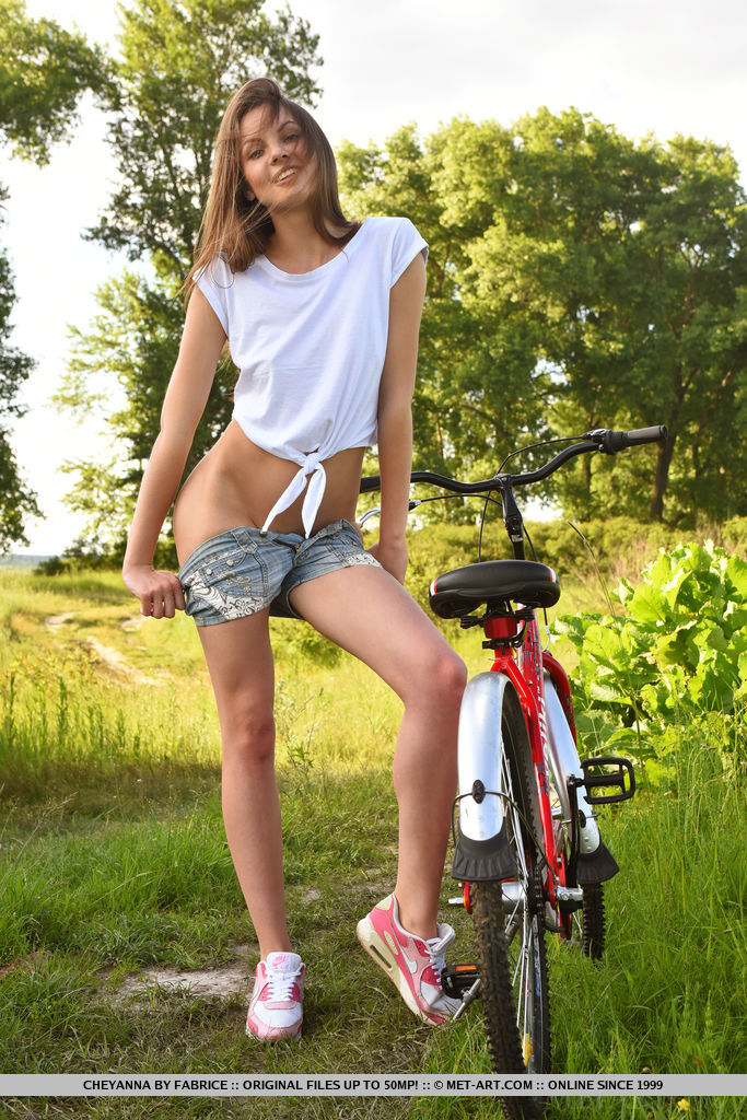 Cute Ukrainian Girl Cheyanna