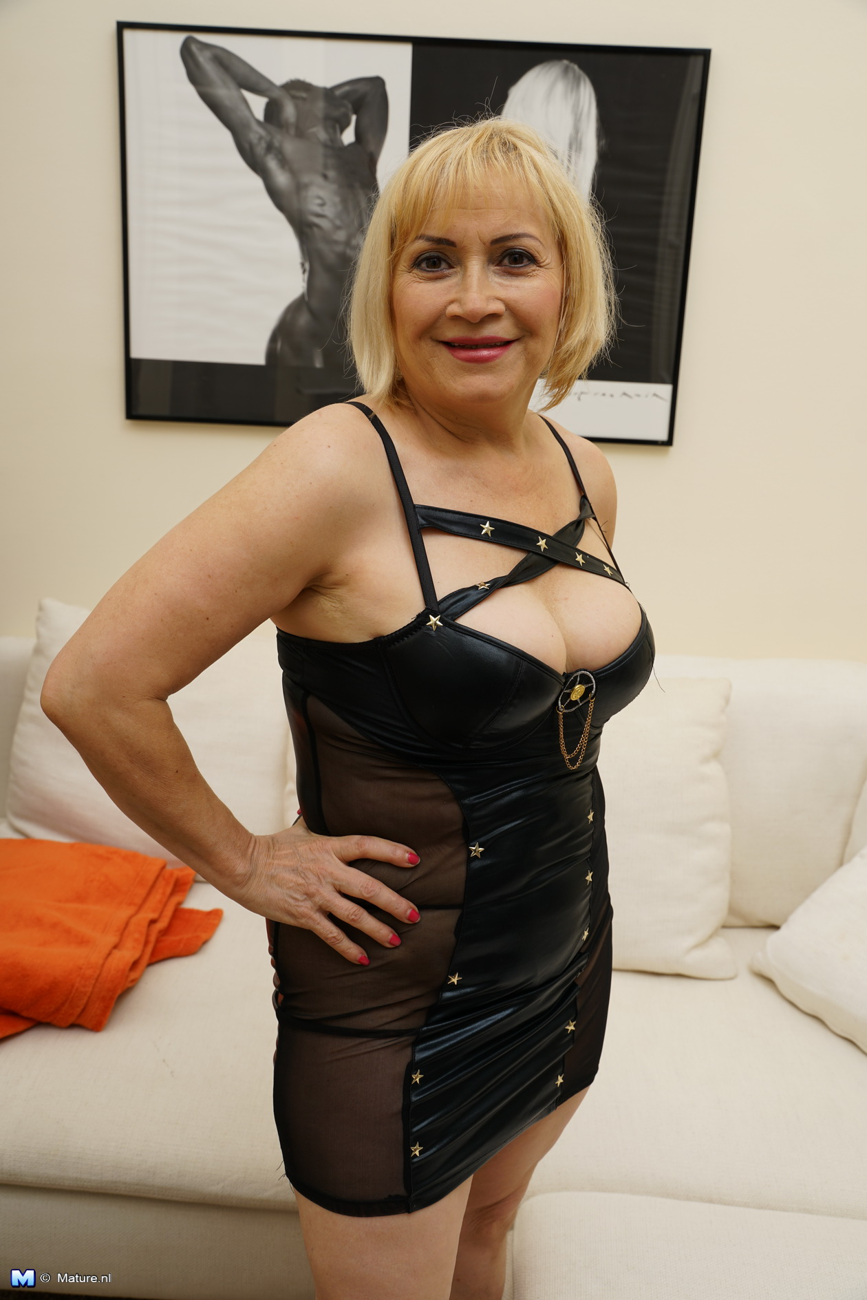 Ladies in corsets mature