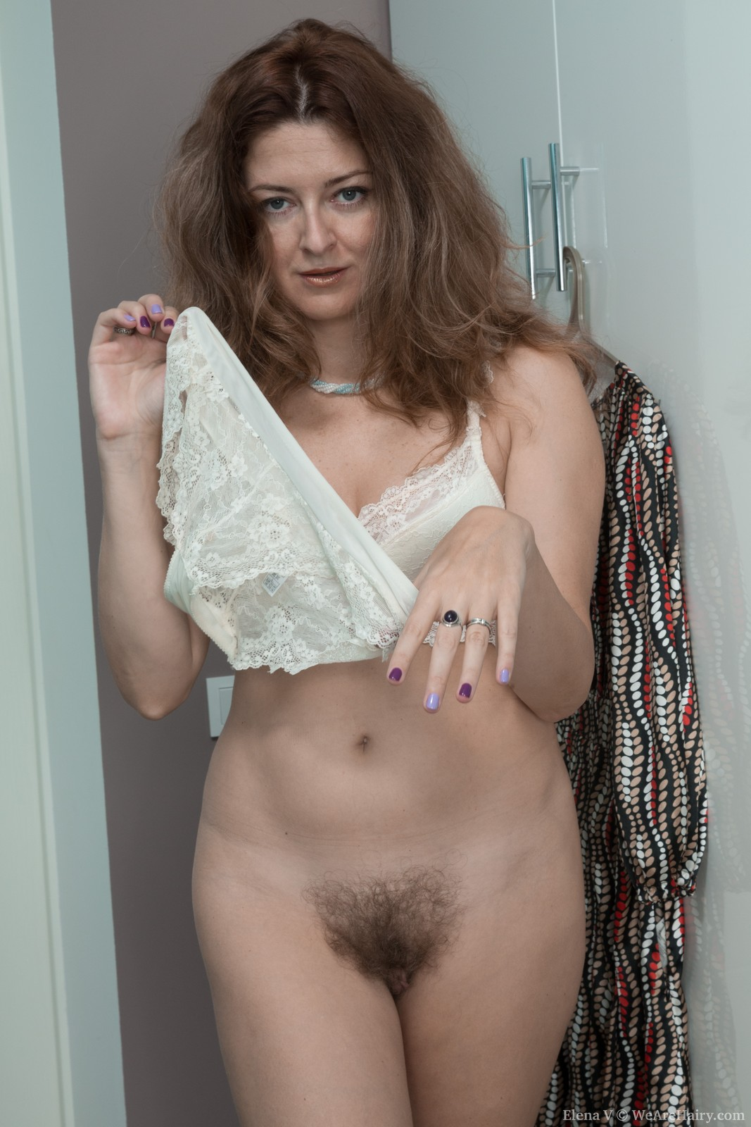 Hot hairy ladies