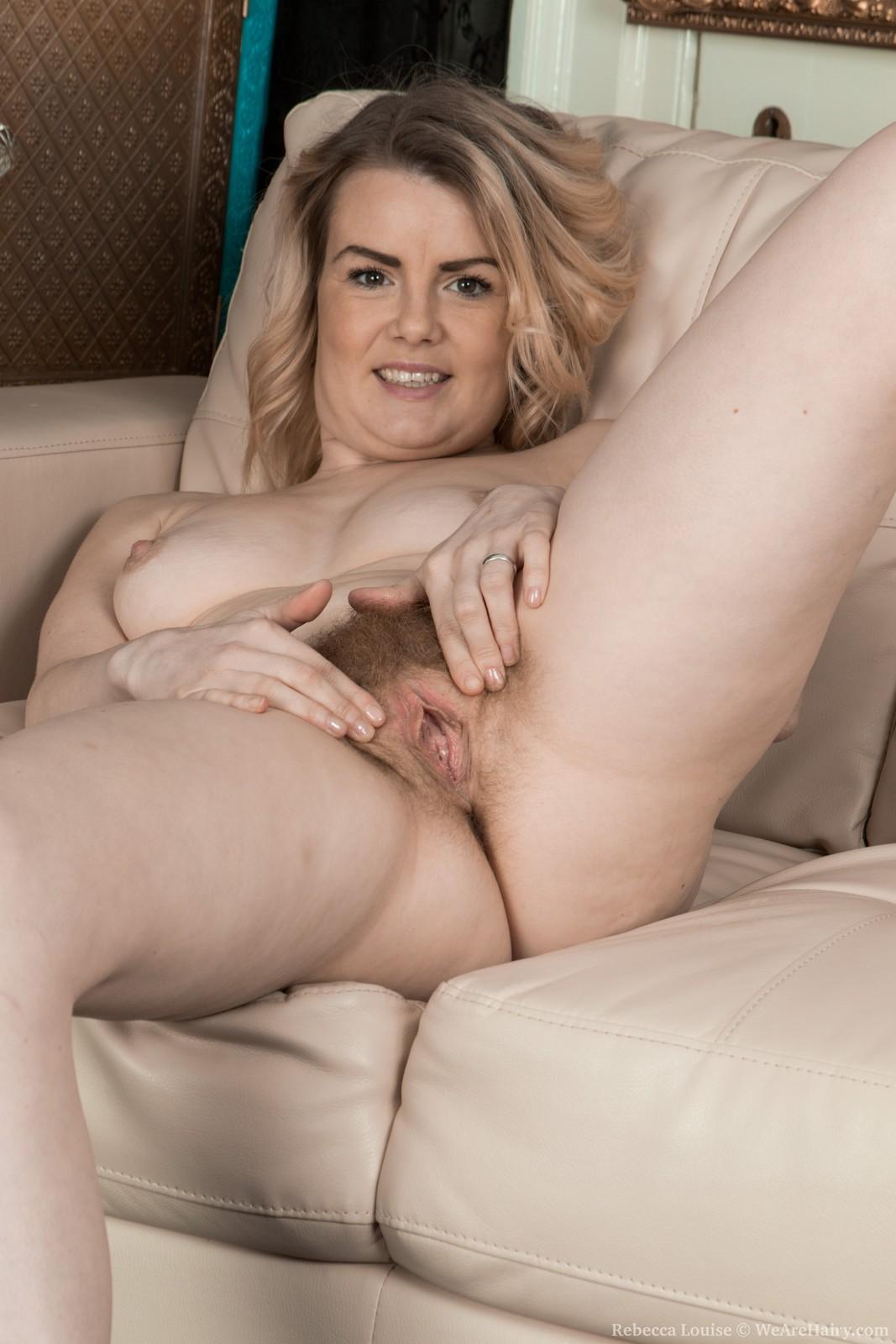 Hairy Milf Nude