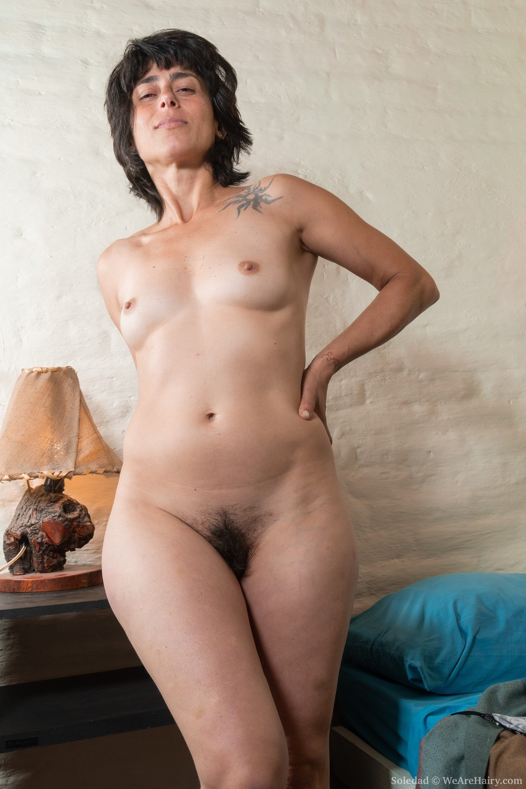 Soledad from WeAreHairy.com