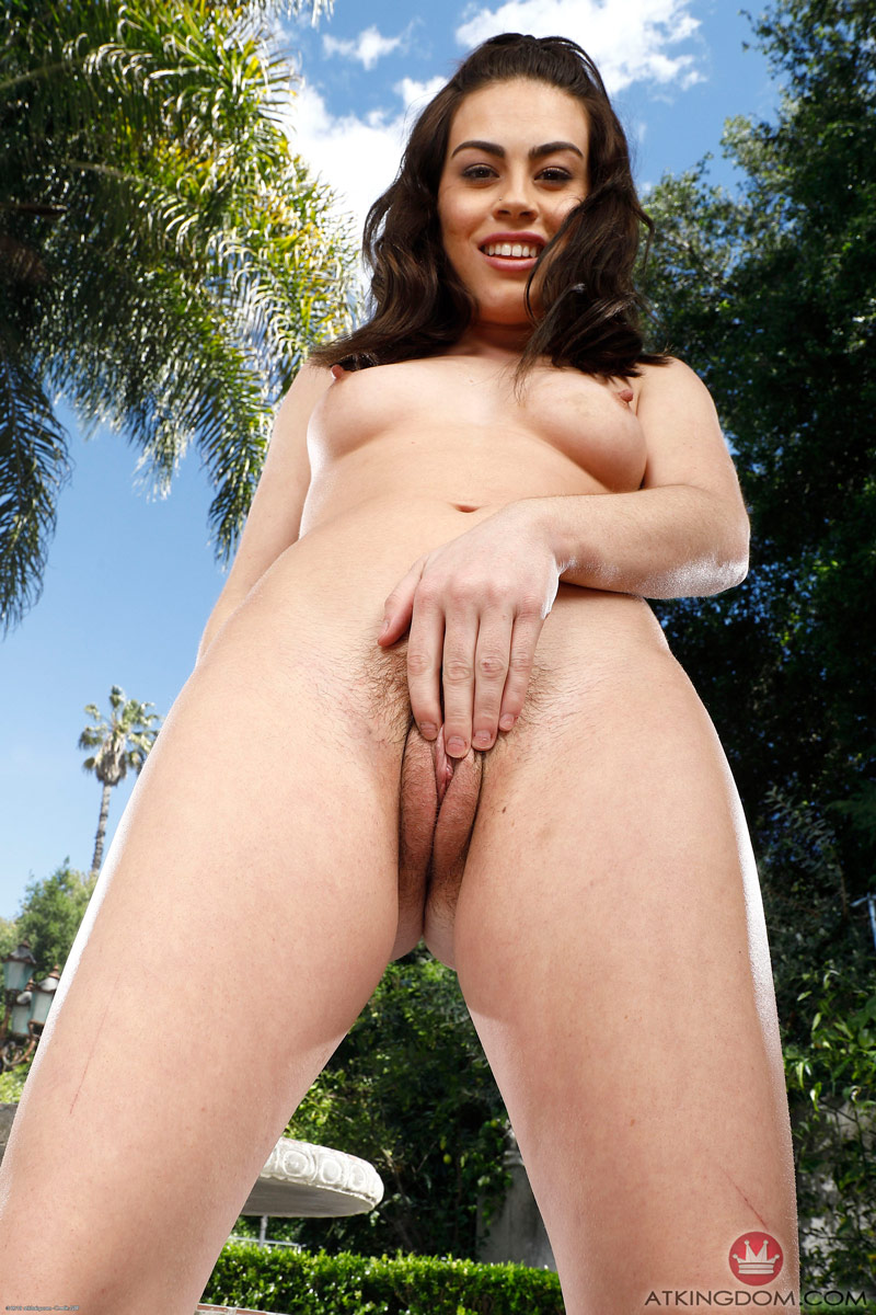 Hairy Latina Veronica Valentine