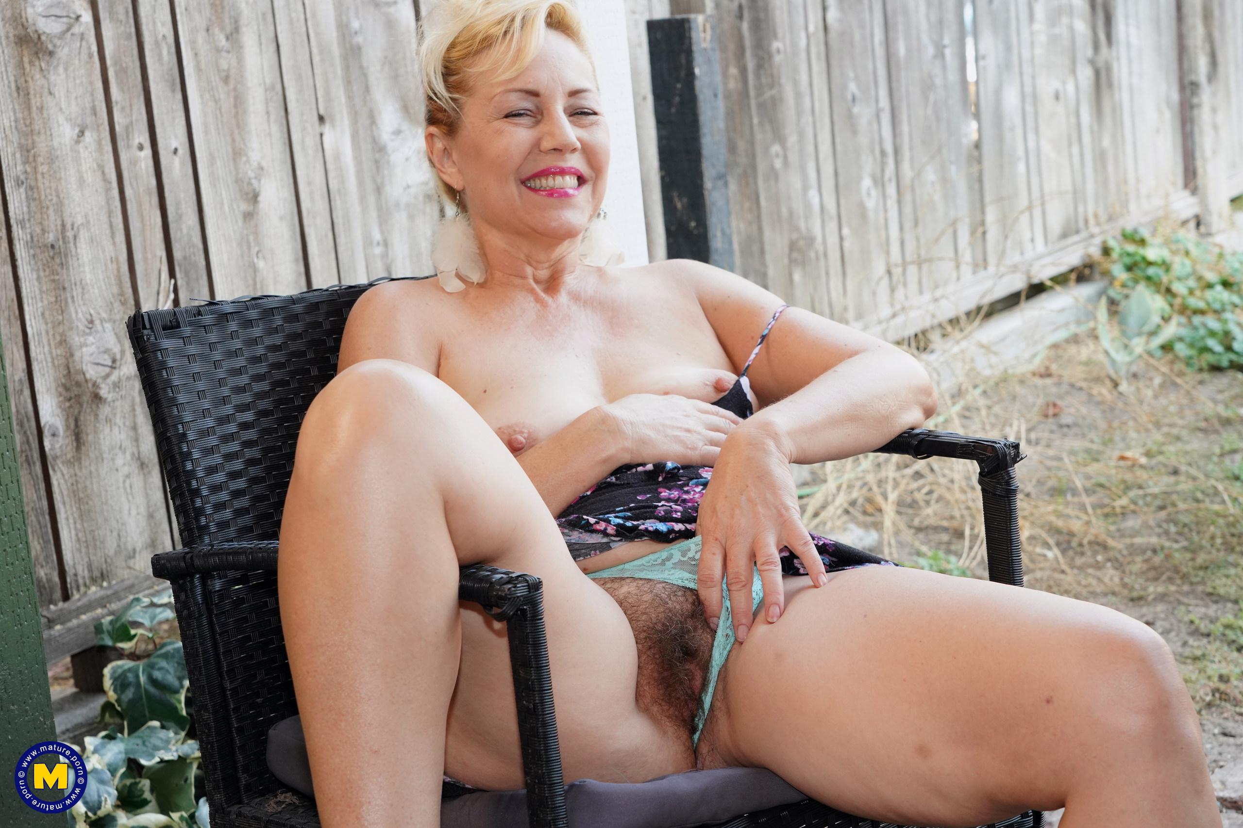 Small tits mature Badd Gramma